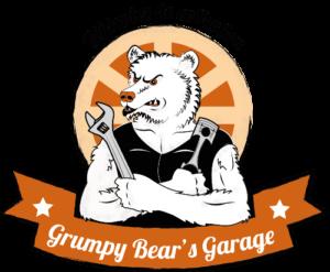 Grumpy Bear's Garage