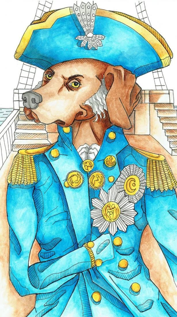 Amiral Nelson -kwuillot