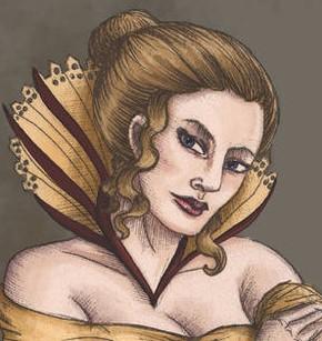 Reine bande dessinée -kwuillot