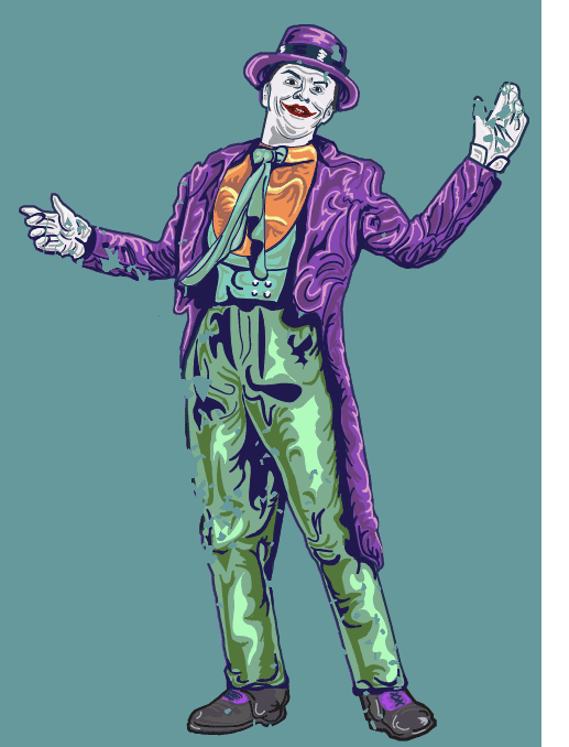 Clown -kwuillot