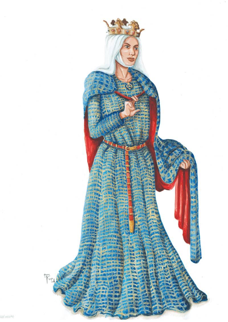 Reine costumée -kwuillot